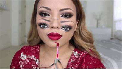 Makeup Face Trippy Double Halloween Buzzfeed Deepest
