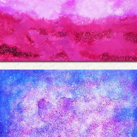 watercoloroil paint digital papers  pretty