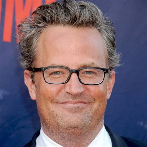 Matthew Perry Opens Up About Past Substance Abuse Issues ...
