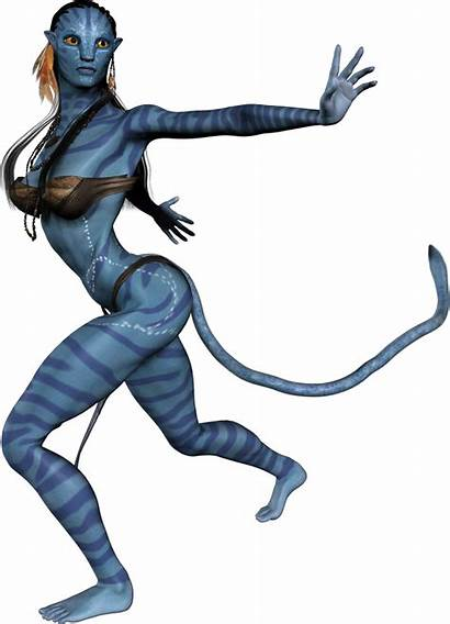 Avatar Neytiri Fiction Film Science