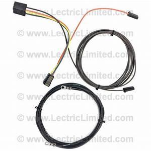 Restomod Series Wiring Harness Rear Blower Motor Kit