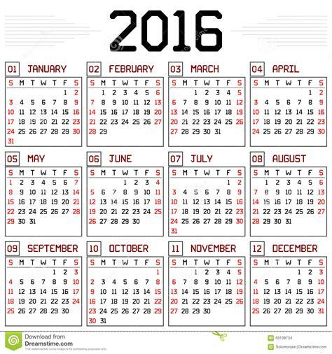 November 2016 Calendar French