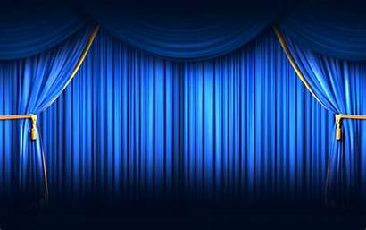 Curtain Stage Curtains Background Border Coordinating