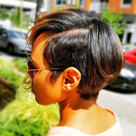 Black Hairstyles For Relaxed Hair by Relaxed Hairstyles For Black Haircut Craze