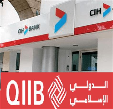 cih casablanca siege qatar international islamic bank annonce un accord avec le