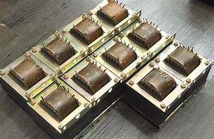 Output Transformers For Ladyday 300b Se