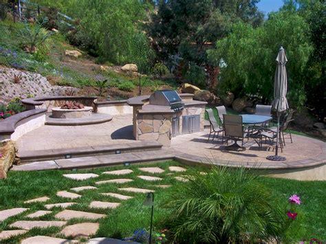 Backyard Patio Designs by Outdoor Living Designs Hgtv