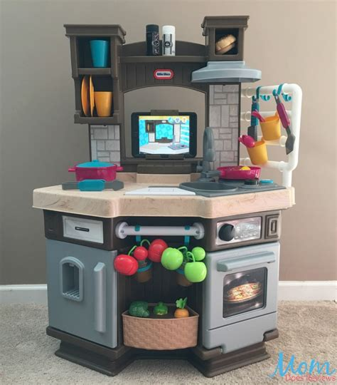 learn  cook   tikes cook  learn smart kitchen review