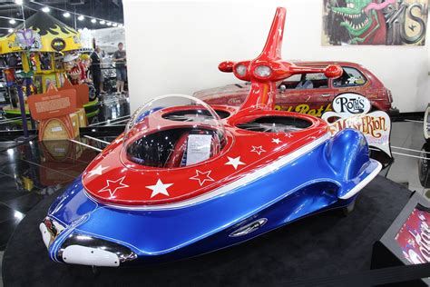 Ed Roth: the Car Customization King of the 1960s ...