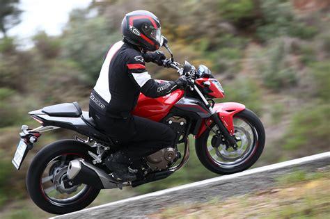 Review Honda Cb500f by Real Riders 2016 Honda Cb500f Review Chs