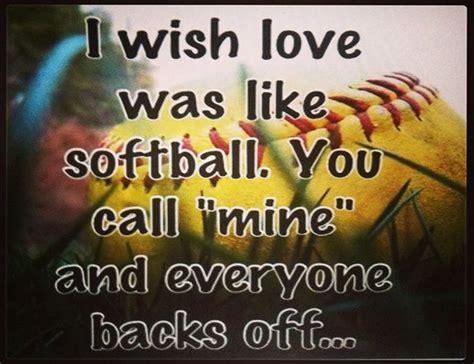 foto de Image result for softball quotes Cute softball quotes