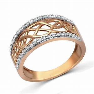 designer rose gold diamond wedding band ring for women With gold wedding rings for women