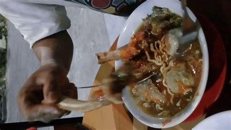Kuliner Bakso Tulangan Pedas Bali Youtube