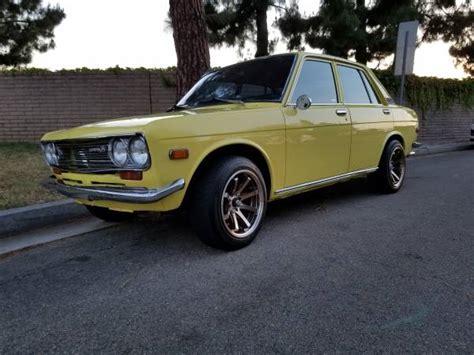 Datsun 510 Classifieds by Datsun 510 For Sale In Orange County California