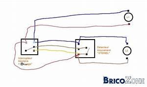 Detecteur De Fil Electrique : raccordement 2 lampes ext rieures sur d tecteur ~ Dailycaller-alerts.com Idées de Décoration