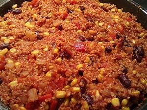Bulgur Rezepte Vegetarisch : bulgur chili rezept mit bild von ju1fr ~ Lizthompson.info Haus und Dekorationen
