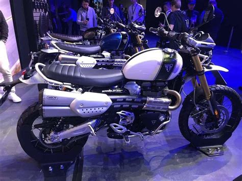 Triumph Scrambler 1200 Picture by 2019 Triumph Scrambler 1200 Launch Pictures Leaked