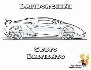 Ausmalbilder Lamborghini Ausmalbilder Autos Lamborghini
