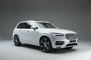 New 2015 Volvo XC90 Revealed Pictures Auto Express