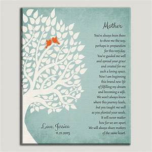 thank you gift for mother from daughter gift from bride to With wedding gift from mom to daughter