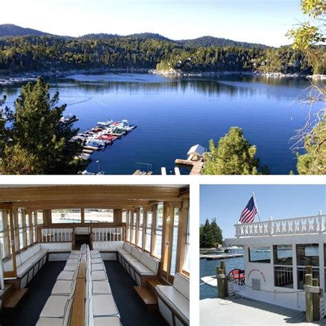 Lake Arrowhead Boat Tour by Charters