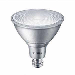 Philips w equivalent bright white par led flood light