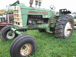 1968 Oliver 1950t For Sale In Lapeer  Michigan