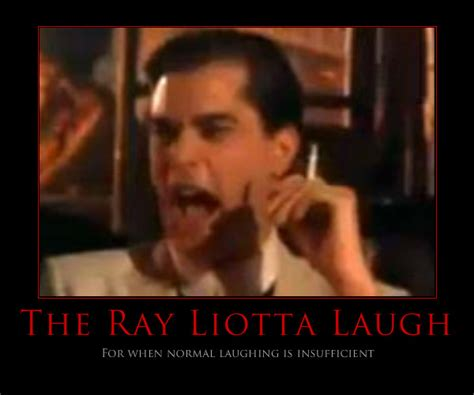 Goodfellas Memes - thoseposters com the ray liotta laugh