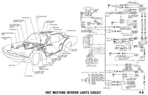 Mustang Wiring Diagram Free