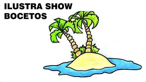 Imagenes De Islas Para Dibujar A Lapiz Find Gallery