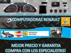Computadora Renault Scenic  Clio  Megane Twingo  Logan Bs F 693000 Vzk52