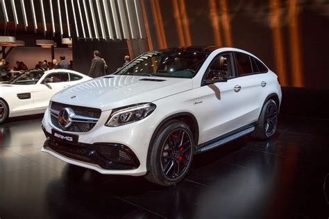 Mercedes-amg Gle63 S Coupe (pictures