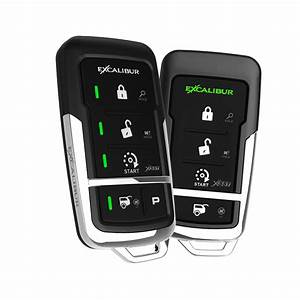 Caralarm Com5 Button Led 2-way Remote Kit