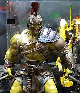 Hot Toys Gladiator Hulk Images From SDCC | The Incredible ...