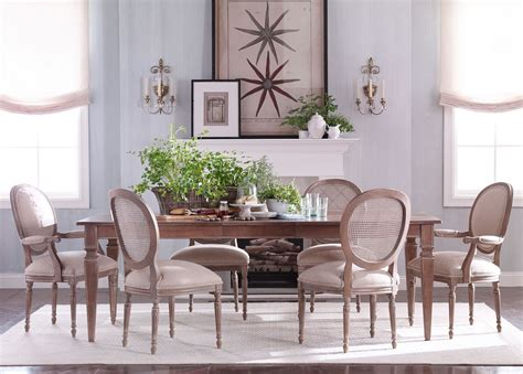Avery Extension Dining Table  Ethan Allen  Dining Room