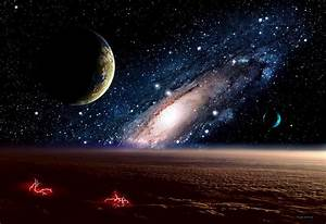 Andromeda Galaxy Earth-like Planets - Pics about space