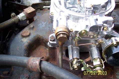 carburettor  jensen museum