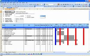 gantt chart excel template cyberuse With gantt diagram excel template