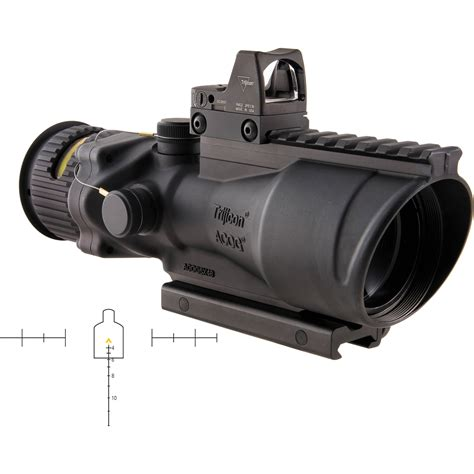 Trijicon TA648RMR-308A ACOG 6x48 Scope TA648RMR-308A B&H Photo