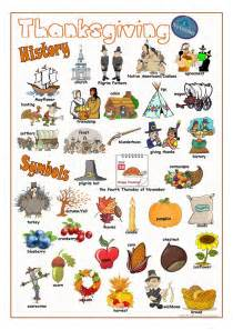 thanksgiving pictionary 1 worksheet free esl printable worksheets made by teachers