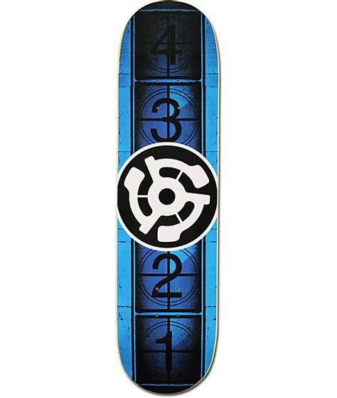 stereo filmstrip 8 0 quot skateboard deck zumiez