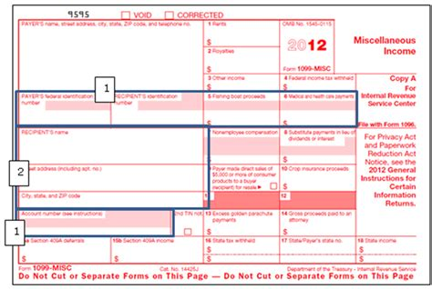 1099 Forms Printable 1099 Forms 2013 2014 Blank 1099