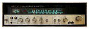 Sony Str-6036a - Manual - Am  Fm Stereo Receiver