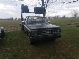1980 Chevrolet C30 Ramp Truck Car Hauler Wedge Bed For