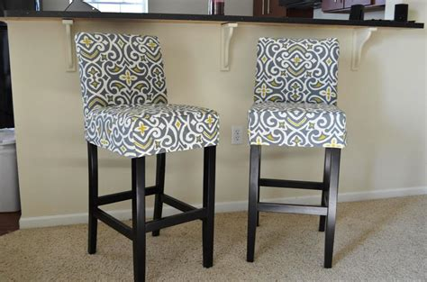 Bar Stool Seat Covers Replacement  Home Design  Do's And