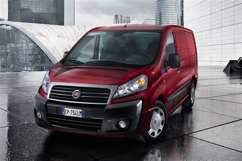 Renault To Build Trafic-based Fiat Scudo Replacement From 2016