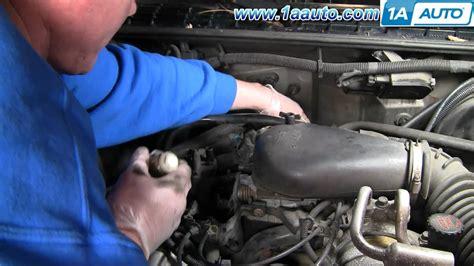 install replace cap  rotor chevy gmc  blazer