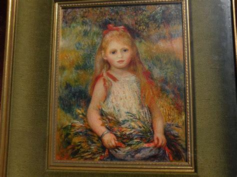 Pierre Auguste Renoir 1841 1919 Framed Reproduction