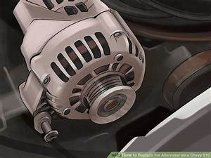 How To Replace The Alternator On A Chevy S10  With Pictures