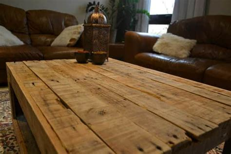 rustic pallet coffee table  pallets